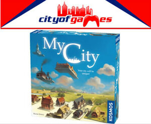 My City Board Game Brand New & Sealed