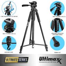 Ultimaxx 75 Inch Professional Lightweight Tripod for Nikon Canon Sony