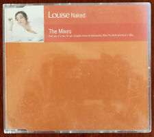 Louise Naked (The Mixes) 6 Track CD Single – CDEM 431 – VG