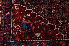 ANCIEN Sherkat bidjari très fine PERSAN TAPIS tapis d'Orient 3,90 x 2,91