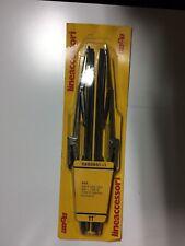 Coppia Spazzole Tregicristallo FIAT 500F(dal'67)- L-R -1100R 5880851-1 ORIGINALI