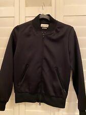 isabel marant bomber jacket, Black,  size 36 / UK 8