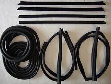 1994-2001 Dodge Ram 1500 2500 3500 Pickup Truck Door Weatherstrip Seal Kit