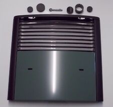 Truma S3002 heater fire front case - black green metal casing + top  TFT3