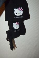 ENSEMBLE  ECHARPE BONNET GANT HELLO KITTY SANRIO  NEUF 56 BEANIES/SCARF/GLOVES