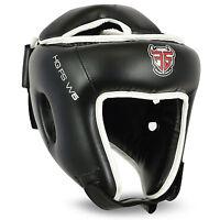 Flare Head Guard Helmet Boxing MMA Protection Gear Protector KickBoxing Training