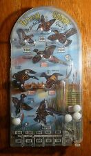 Wing Shot Bagatelle Pinball Game Hand Held Plastic Vintage Toy