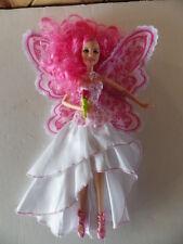 2007 Mattel Barbie A Fairy Secret Bride Doll w/ Wings