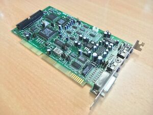 CREATIVE Sound Blaster Pro 2 CT1600 YAMAHA MIDI Vintage 16-bit ISA Sound Card