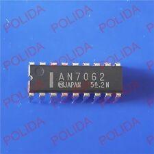 1PCS Power Amplifier IC PANASONIC DIP-18 AN7062