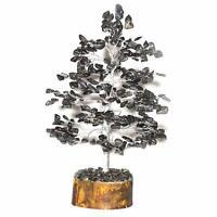 Tourmaline Tree Feng Shui Table Decor Tree Gemstones Reiki Spiritual Vastu Luck