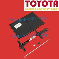 NEW GENUINE OEM TOYOTA 07-11 CAMRY BATTERY HOLD DOWN CLAMP & TRAY COMPLETE KIT