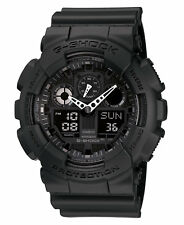 Casio G-Shock GA100-1A1 Wrist Watch-Black