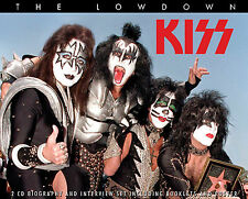 KISS New Sealed COMPLETE HISTORY & BIOGRAPHY 2 CD SET