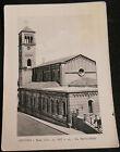 CARTOLINA ARITZO - LA PARROCCHIALE - VIAGGIATA 1953 03/17