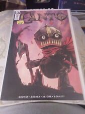 Canto #1A, IDW, 2019, NM