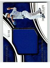Yordano Ventura 2016 Immaculate Collection Immaculate Initiations Materials