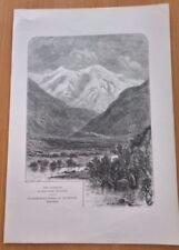 Engraving Reproduction Landscape Art Prints