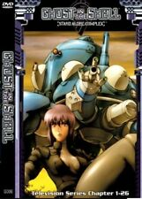 Ghost in the Shell Stand Alone Complex (3 Disc) Anime Movies on DVD English Dubb