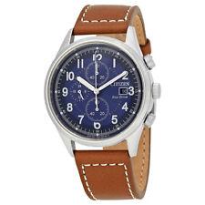 NEW Citizen Chandler Men's Chronograph Eco Drive Watch - CA0621-05L