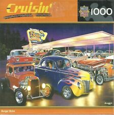 BURGER BOBS - CRUSIN' BY BRUCE KAISER - Complete - MASTER PIECES PUZZLE