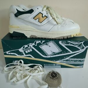 New Balance 550 x Aime Leon Dore - Natural Green- Size 11 - (BB550A2)