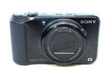 Sony Cyber-shot DSC-HX10V 18.2MP 16X Digital Camera - Black AS-IS
