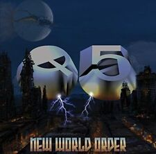 New World Order by Q5 (CD, Jul-2016, Frontiers Records)