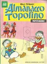 ALMANACCO TOPOLINO 1965 NUMERO 11 + BOLLINO