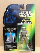 Star Wars Tri Logo Carded Luke Skywalker in Hoth Gear. 1996.