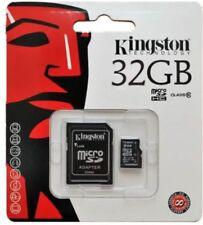 SCHEDA MEMORIA MICRO SD KINGSTON 32GB CLASSE 10 PER SAMSUNG GALAXY ACE 4 G357F