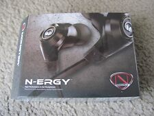 Monster N-ERGY High Performance In-Ear Headphones with Control Talk 128455-00
