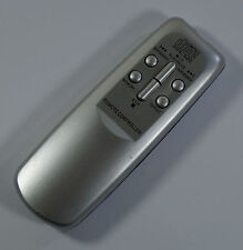 Mando a distancia original Remote Control Compact Disc Digital Audio plata top! (b3)