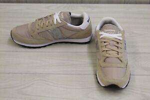 Saucony Originals Jazz Low Pro Athletic Shoes, Men's Size 8.5, Tan MSRP $60