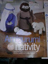 Crochet amigurumi natività modello Estratto Rivista
