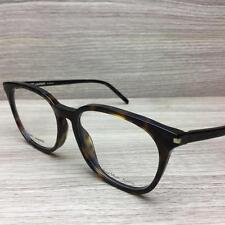 5b64af2286efa Saint Laurent SL 38 Eyeglasses Authentic Dark Havana 086 52mm