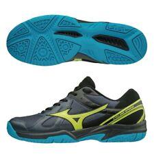 Mizuno Cyclone Speed Grey Black Volleyball Squash Indoor Court Shoes Trainers