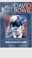 """DAVID BOWIE """"SHAPE OF THINGS TO COME"""" LTD EDITION 7"""" BLUE VINYL - IN STOCK"""