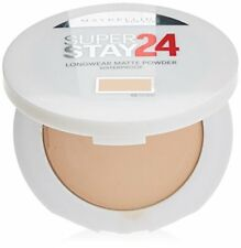 Maybelline Super Stay 24hr Flawless Coverage Waterproof Compact Powder-010 Ivory