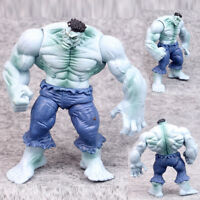 "5"" Avengers Comic Hero The Gray Hulk Action Figure Statue Collection PVC Hot Toy"