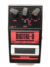 Guyatone PS-029, Digital Delay, 12 BIT, Made In Japan, 1980's, Vintage Effect