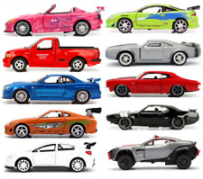 FAST AND FURIOUS JADA 1:32 Race Car Model  Available In A Choice Of 10 Types