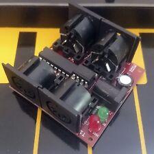 MINDBURNER 3 way MIDI Thru Splitter unit for synthesizers and modules