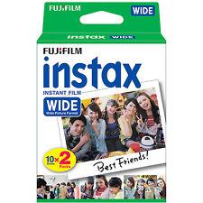 Fuji Instax Wide Film for Fujifilm 300 210 200 100 Instant Cameras - Great Chris