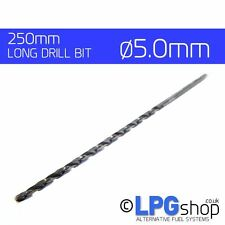 5mm - 250mm Long Drill Bit