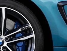 4 x Stickers BMW M SPORT Logo Car VINYL Alloy Wheel GRAPHICS 0242