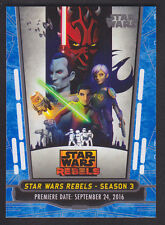 Topps Star Wars - 40th Anniversary - Blue Parallel Card # 18