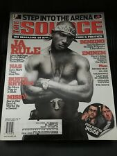 THE SOURCE MAGAZINE #161 February 2003 Ja Rule Cover Free Poster Inside