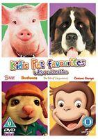 Kids' Favourite Pets Collection [DVD] [2016][Region 2]