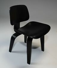 Miniature Chair Eames DCW MCM Vitra Museum Art Deco Modernism 1946 Mint NOS